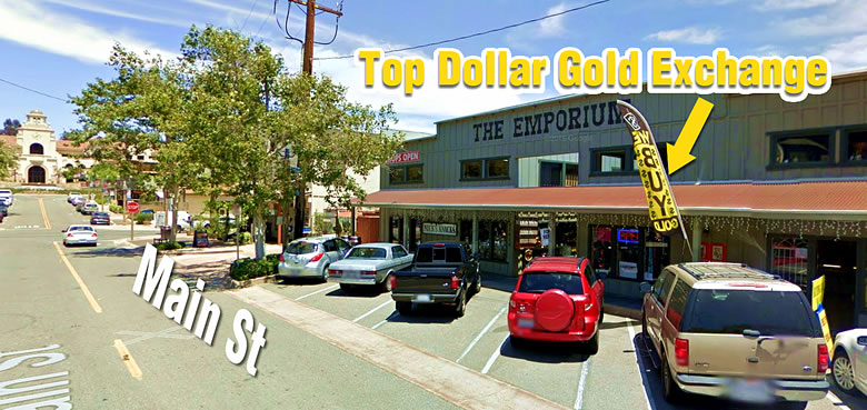 42060 Main St Temecula Top Dollar Gold Exchange